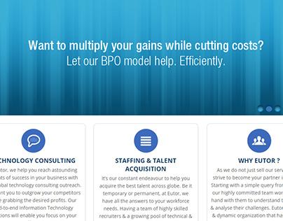Eutor - Solutions that matter