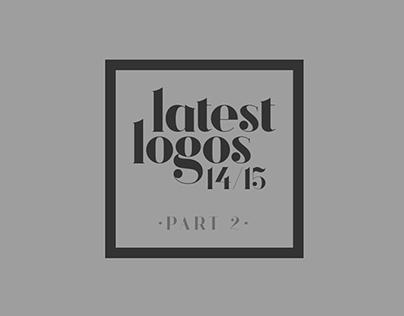 Latest Logos 1415 / Part 2