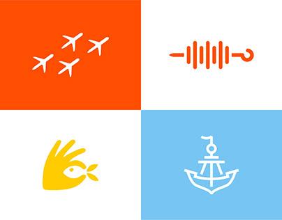 Logofolio | 2019 | part 1