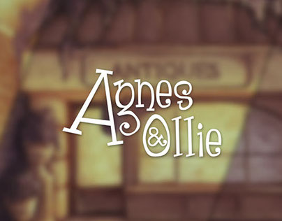 Agnes & Ollie (Production Design   Backgrounds)