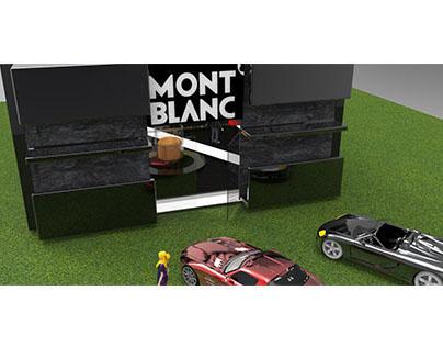 Tienda Mont Blanc