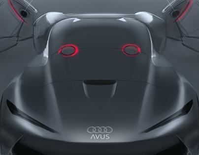 Audi Avus MK2 (WIP)