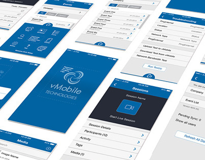 vMobile Collaborator   UX/UI