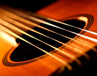 Acoustic Guitar Arrangements