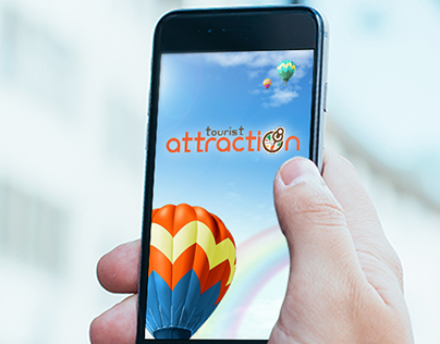 Tourist Attractions App