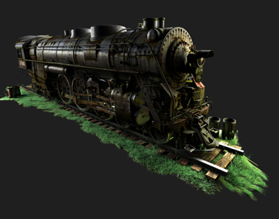 Hudson J3a Steam locomotive