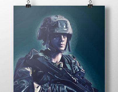 Soldat L