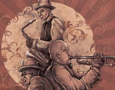 Affiche / Jazz à Vannes