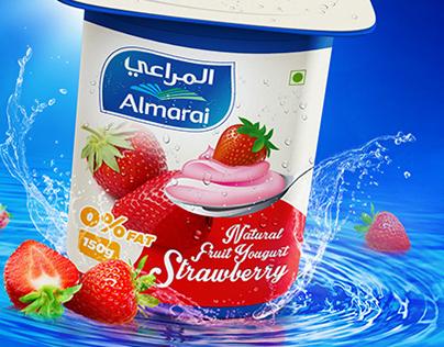 Almarai | Natural Fruit Yogurt