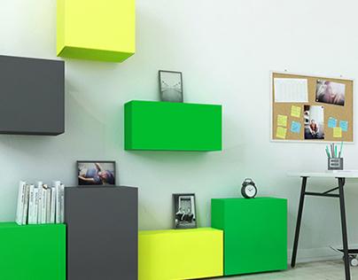 TETREES Modular Furniture