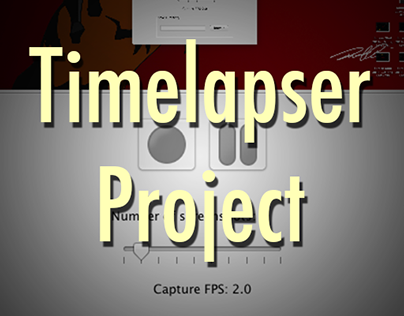 Timelapser Project (Programming)