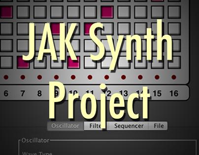 JAK Synthesizer (Programming)