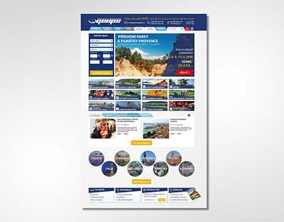 GEOPS web - homepage