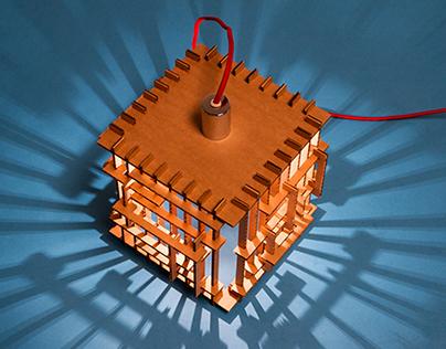 HAKA - lampshade
