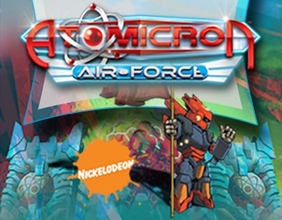 Atomicron - Nickelodeon