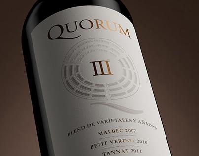 NORTON | Quorum III