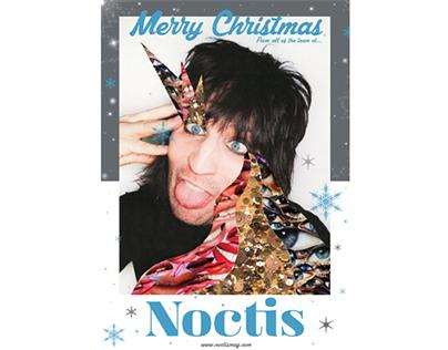 Noctis Magazine (More Internship Work)