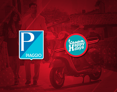 Social Media - Vespa Happy Days