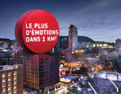 Quartier des spectacles | Campaign | lg2boutique