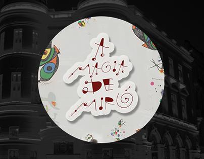 Campanha Publicitária: A Magia de Miró