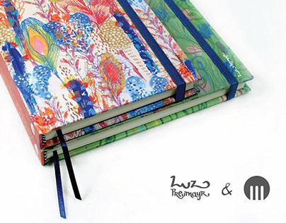 Luz Preumayr & Cuadernos Eme