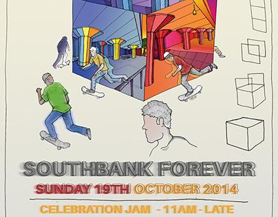 Long Live Southbank - Celebration Jam.