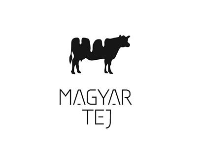 Magyar Tej / Packaging for Hungarian Milk