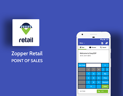 Zopper Retail Point of Sales (POS)