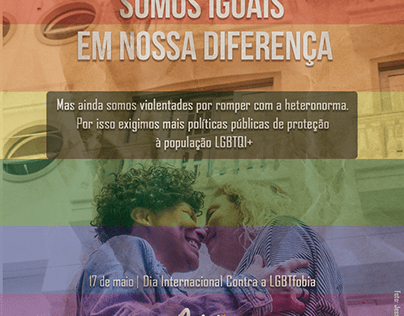 Combate à LGBTQIA+fobia