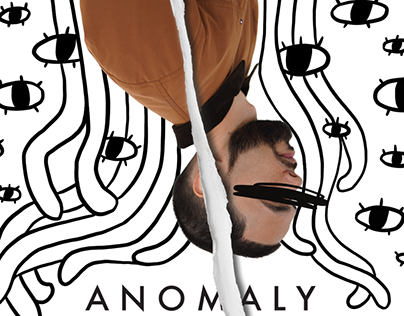 Anomaly - Music Album Cover