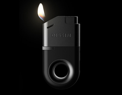 DISSIM | Inverted Lighter
