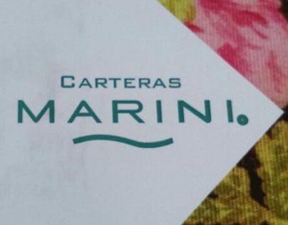 CARTERAS MARINI