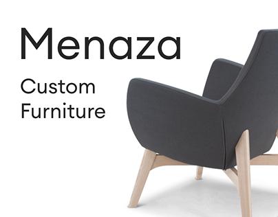 Design identity & website for furniture company