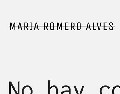 mariaromeroalves.com