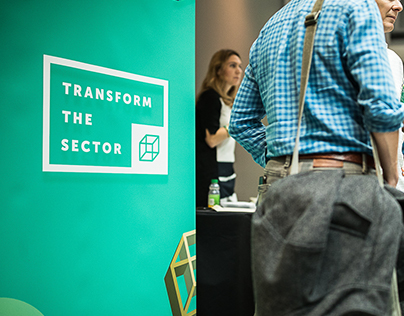 Transform the Sector Conference Branding