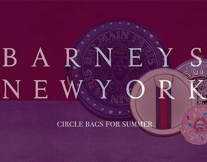Barneys NY Animated Advertisement- Circle Bags