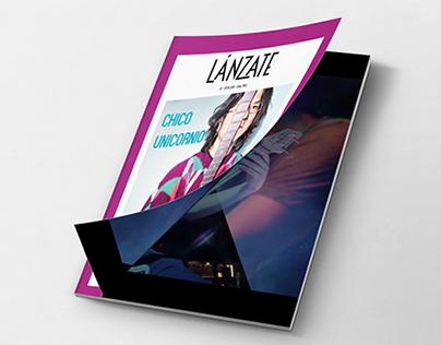 LÁNZATE // Music Magazine