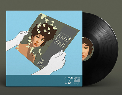 Kate Bush - Eat The Music EP