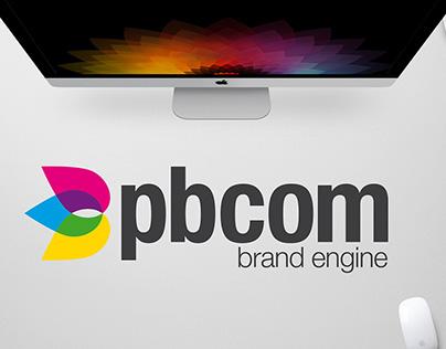 Pbcom // Branding