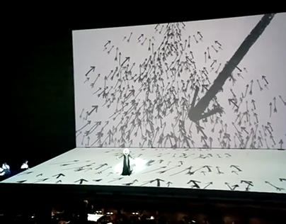 Scenes for AIDA // Macerata Opera Festival 2014