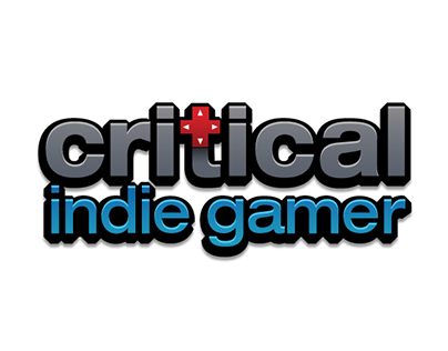 Critical indie gamer logo