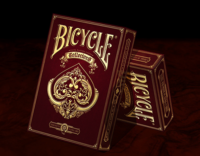 Bicycle® Collectors. 56 Luxury Handcrafted PlayingCards