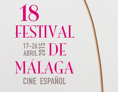 18 FESTIVAL DE MÁLAGA. Cine Español