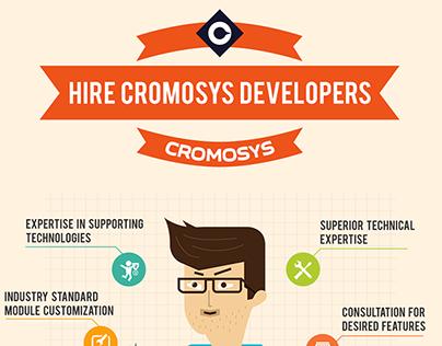 Hire Dedicated Developer at CROMOSYS