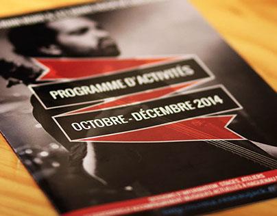 Programme d'activités du CRMA Bas-Rhin Nord