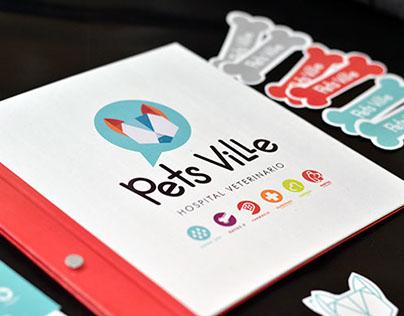 Logo Pets Ville