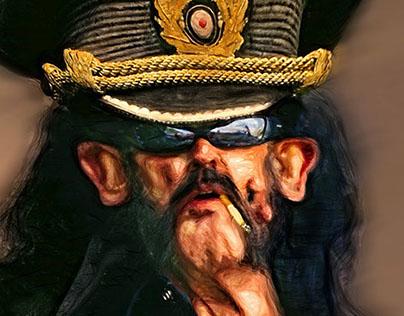 Lemmy (RIP)