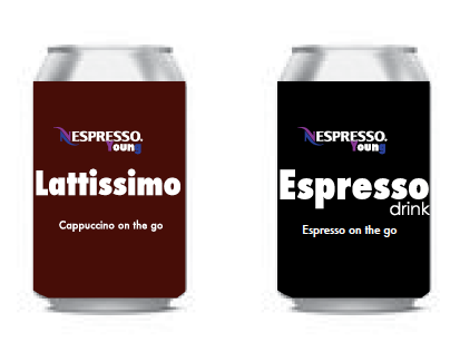 New Packaging Nespresso