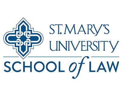 St. Mary's University School of Law Revised Logo