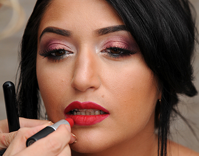 Makeup for special events-Monica